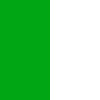 soft green/weiß