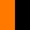 neonorange/orange/schwarz